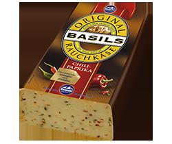 Basilis Original Rauchkäse Chili Bergader